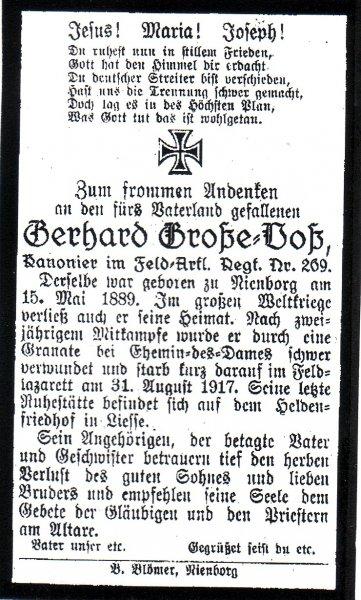 Große-Voß, Bernhard