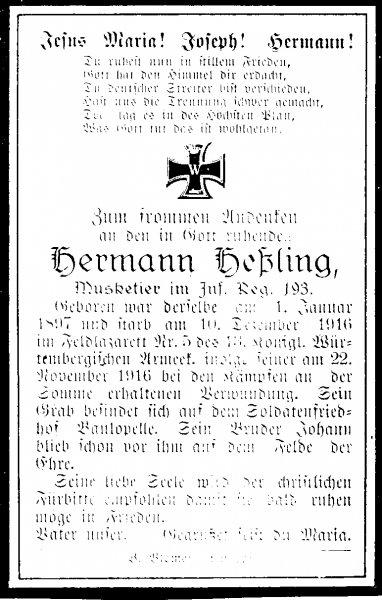 Heßling, Hermann