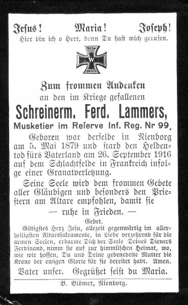 Lammers, Ferdinand