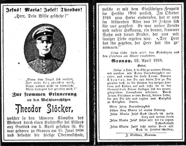 Stöcker, Theodor