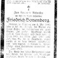 Bonenberg, Friedrich