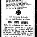 Borgers, Franz c