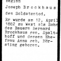 Brockhaus, Joseph