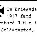 Hüsing, Bernhard