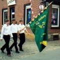 k-Polonaise-Fahne