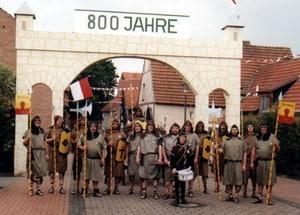 800-Jahre-Böllern