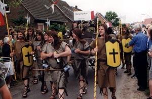 800-Jahre-Umzug-Burgwächter