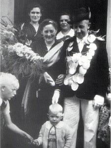 Königspaar 1952