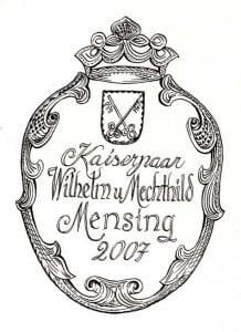 Kaiserpaar 2007