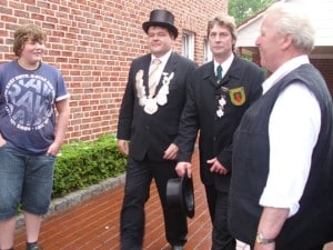 König ausholen, 2010