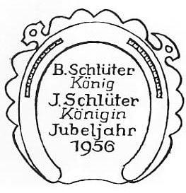 1956-Plakette