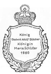1960-Plakette