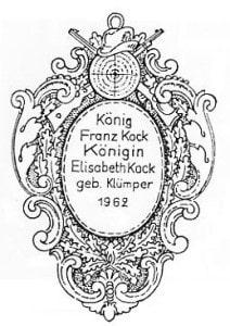 1962-Plakette