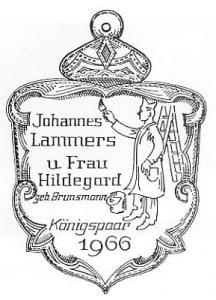 1966-Plakette