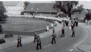 Jubiläumsumzug Heek 1985
