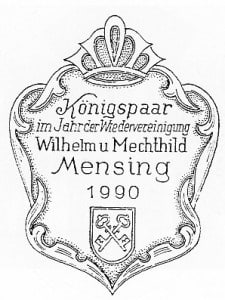 König-1990-Plakette