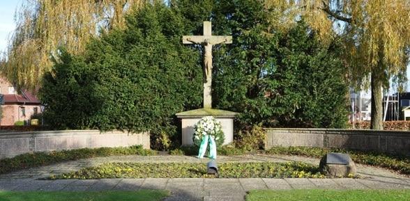 Volkstrauertag – Gedenkveranstaltung am Sonntag, 13. November 2016