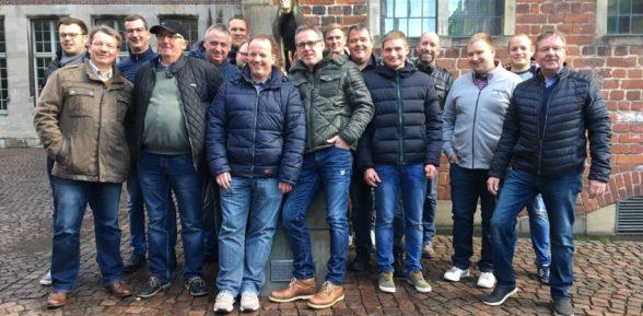 Vorstandsfahrt 2017 – Bremen